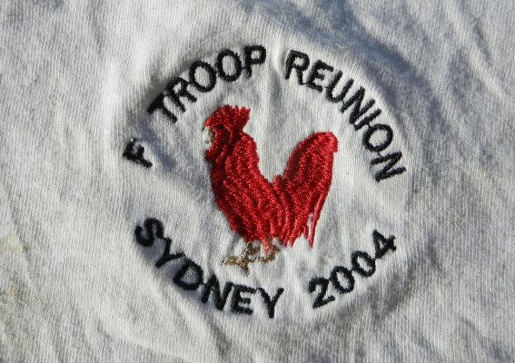F Troop Badge 2004